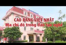 Học Ngoại ngữ tại Trường Cao đẳng Ngoại ngữ Công nghệ Việt Nhật
