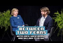 View Hillary Clinton: Between Two Ferns With Zach Galifianakis