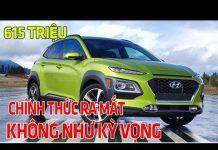 Xem Hyundai Kona vừa ra mắt 3 phiên bản tại Việt Nam | Tin Xe Hơi