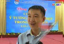 Xem Chung kết cuộc thi khởi nghiệp Trà Vinh 2017