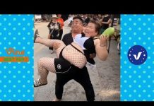 View Funny Videos 2017 ● Chinese Funny Clips P7