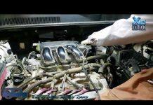Xem [Xe oto]Hướng dẫn cách thay BUGI cho xe oto rất đơn giãn. Replace spark plugs on Toyota.