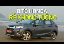 Xem Ô tô 7 chỗ Honda Rẻ không tưởng vừa ra mắt | Tin Xe Hơi