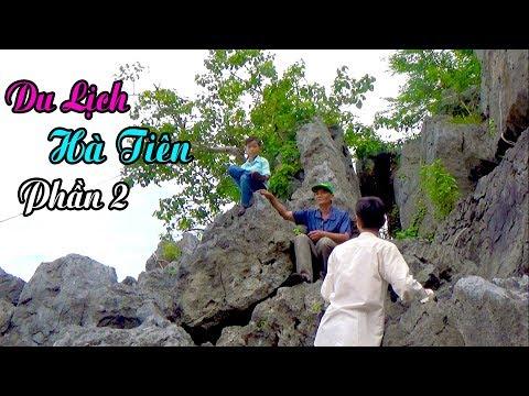 Du Lịch Hà Tiên ( phần 2) Tham qua chùa hang và hòn phụ tử hà tiên   Góc Miền Tây – Tập 101