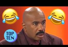 View Top 10 Funniest Family Feud Moments of 2017