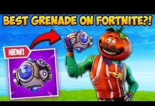 View *NEW* SHOCKWAVE GRENADE IS BROKEN! – Fortnite Funny Fails and WTF Moments! #304