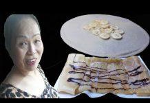 Xem Madam Quý với xe bánh chuối Thái vỉa hè khiến du khách nước ngoài ăn phát ghiền – Guufood