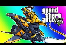 View GTA5 Online Funny Moments – The New Oppressor Mk2 and Other Gadgets!