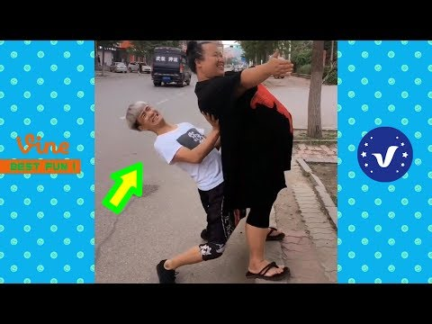 View Funny Videos 2017 ● Chinese Funny Clips P8