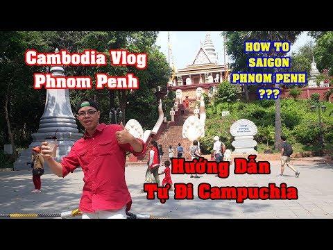 Hướng Dẫn Tự Đi Du Lịch Tour Campuchia Từ Sài Gòn