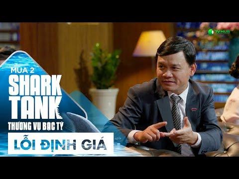 Xem 3 Lỗi Thuyết Trình Cơ Bản Khiến Startup Gọi Vốn Bất Thành | Shark Tank Việt Nam | Thương Vụ Bạc Tỷ