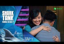 Xem Startup Thu Hút Hơn 3 Tỷ Đồng Sau 5 Phút  | Shark Tank Việt Nam Tập 1 [Full]