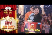 """Xem Thách thức danh hài 4   tập 3: """"Bà Tư chè"""" chinh phục giải thưởng 100 triệu đầy ngoạn mục"""