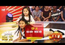 Xem Thách thức danh hài 3 | tập 15 (gala 1): hai chị em bé Gia Hân chọc cười giám khảo liên tiếp 4 lần