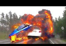Xem Khủng Khiếp Những Vụ Tai Nạn Xe Hơi Ghê Rợn – AD Hết Ý Định Mua Xe Luôn | Car accident 😁CTN😁