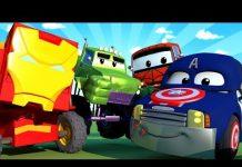 Xem đội xe tuần tra – Biệt đội siêu anh hùng đặc biệt – Biệt đội siêu anh hùng giải cứu Jeremy