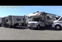 Xem Nhà di động Motorhome tại Mỹ ra sao | Nguoi Binh Dan Cali TV Tập 20