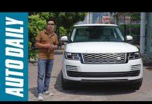 Xem Mục sở thị mẫu xe vạn người mê Range Rover HSE 2018 hơn 8 tỷ tại Hà Nội |AUTODAILY.VN|