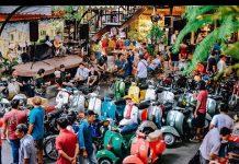 Xem Hội xe cổ Sài Gòn độc nhất ở Sài Gòn