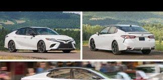 Xem [Xe oto mới] Mới ra mắt 2018 Toyota Camry V6 3.5l XLE,XSE. 301 Mã Lực.