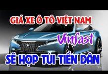 Xem Giá xe ô tô Việt Nam Vinfast sẽ hợp túi tiền dân   Toyota Land Cruiser & Prado tăng giá cao sau tết