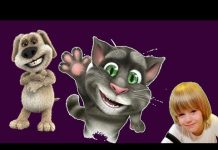 View TALKING TOM Cat Funny videos in english – Kids Babies Game – GERTIT vs Tom Cat Screaming 2