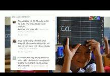 """Nóng trên mạng: Tiếng Việt Công nghệ Giáo dục – Vì sao 3 chữ c/k/q đều đọc là """"cờ""""?"""