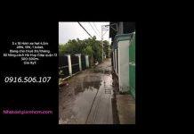 Xem Nhà hẻm xe hơi hà huy giáp quận 12 – 1tỷ7