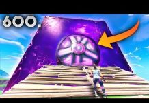 View *secret* WAY TO GET INSIDE THE CUBE.. Fortnite Funny WTF Fails and Daily Best Moments Ep.600