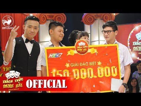 Xem Thách Thức Danh Hài mùa 2   Công Huy & Chí Kiệt bất ngờ  ẵm  trọn 150 triệu