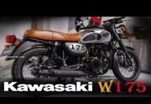 Xem soi cận cảnh Kawasaki W175 cùng hội cafe racer | Nhìn là đã mắt