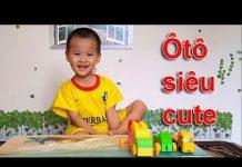 Xem Lắp ghép lego sáng tạo   BÉ ZIN LẮP GHÉP XE Ô TÔ CỰC CUTE   Đồ chơi trẻ em