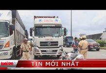 Xem ⚡ Tin mới nhất   CSGT TP.HCM đột kích bãi xe di động, tài xế chạy nháo nhào