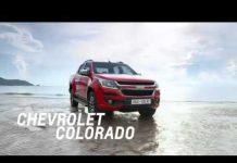 Chevrolet Colorado – Công Nghệ Thách Thức Giới Hạn – Tăng tốc trên mặt biển