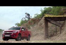 Chevrolet Colorado – Công Nghệ Thách Thức Giới Hạn – Thử Thách Đổ Đèo