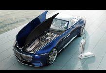 Xem Cận cảnh siêu xe sang mui trần Vision Mercedes-Maybach 6 Cabriolet | Tin Xe Hơi