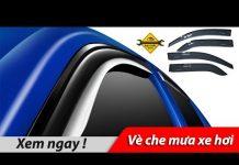 Xem Bán viền vè che mưa xe hơi ô tô giá rẻ ở tại tphcm – Đại Phát Auto – 1900633684