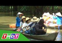 Hơn 5.000 lượt khách đến Khu du lịch Tràm Chim | THDT