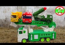 Xem 🚛 Tìm kiếm xe ô tô theo cách mới 🚛 đồ chơi trẻ em A874B Kid Studio 🚛