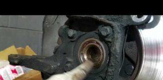 Xem [Xe oto] Cách thức thay trục xe và bạc đạn(ổ bi) cho xe Honda.#86.