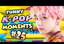 View FUNNY K-POP MOMENTS #25