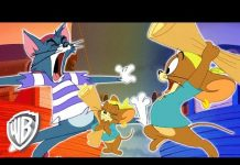 Xem Tom & Jerry | Jerry Steals the Treasure Map | WB Kids