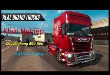 Xem euro truck simulator 2 -khỏi nghiệp cùng euro truck….