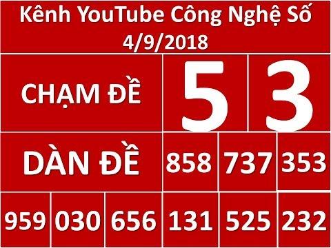 soi cầu lô đề MB / /2018, Công Nghệ Số  /  / 2018