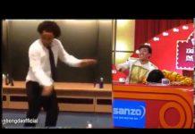 Xem MARCELO NHẢY CỰC ĐỈNH ,thách thức danh hài(MARCELO DANCE, challenge the comedian)