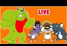 View Rat-A-Tat |'LIVE -Monster in Town + Cartoon Movies'| Chotoonz Kids Funny Cartoon Videos