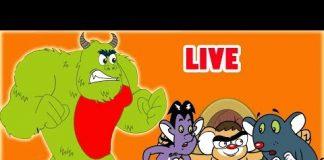 View Rat-A-Tat |'LIVE -Monster in Town + Cartoon Movies'| Chotoonz Kids Funny Cartoon Videos