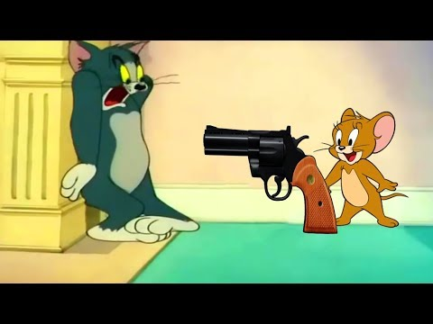 Xem Tom and Jerry 2018  | Timid Tabby  +  Cruise Cat  |    Cartoon For Kid