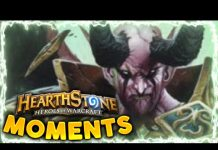 View Hearthstone Funny Moments #4 – Daily Hearthstone Plays Lucky Best Moments