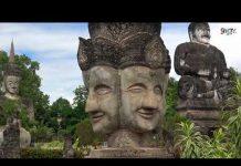 Tham Quan Vườn Tượng Phật Salakeoku – Du Lịch Thái Lan